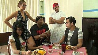 Money Talks crew is running a restaurant Thumbnail