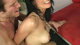 Seduced and fucked by her step-son Thumbnail