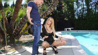 Alyssa Lynn  & Seth Gamble in Seduced by a Cougar