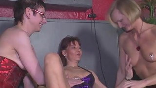 MMV FILMS Amateur Mature Lesbian Threesome Thumbnail