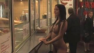 Outdoor BDSM Slave Public Meat Thumbnail