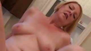 FUN MOVIES Horny Mature Redhead