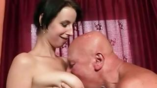 Grandpas and Pretty Teens Hot Sex Compilation Thumbnail