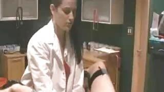 Nurse Is Given The Biggest Semen Sample Thumbnail