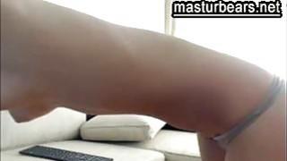 cumming in my bluetooth masturbation panty Thumbnail