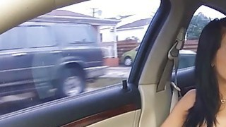 Mia hurley got fucked by a stranger in the car Thumbnail