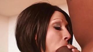 Hot MILF wants some black cock Thumbnail