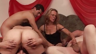 FUN MOVIES Amateur Mature Groupsex Thumbnail