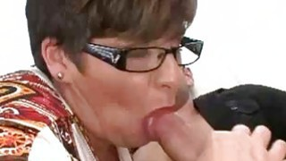 Milf Wants To See How Big Her Young Studs Cock Thumbnail