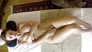 Secret masturbation and fuck in special tricky spa Thumbnail