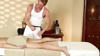 Very tricky spa of sweet masseur Thumbnail