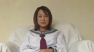 Asian teen enjoys an orgasm in ravishing sex date Thumbnail