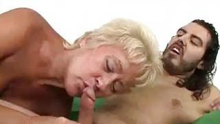 Horny Milf Wants To Suck Models Big Cock Thumbnail