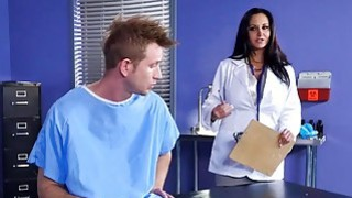Dr Ava Addams goes on top of Bill Bailey Thumbnail