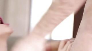 Hot Blonde Babe Receives A Hard Dick Thumbnail