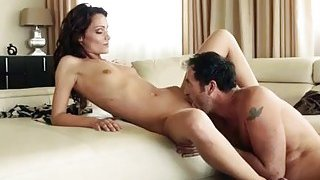 Perverted oral stimulation games of pair Thumbnail