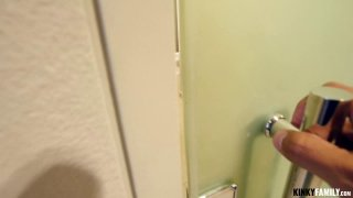 Kinky Family  Riley Star  Big dick for younger stepsis Thumbnail